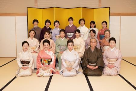 コレド室町・橋楽亭 第7回『秋津島の会』