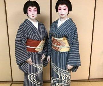 四世宗家山村若27回忌追善の会『舞扇会』、無事舞台を勤めさせていただきました。