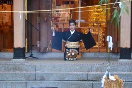 令和元年度 第六回 【吉野 丹生川上水まつり】奉納 7/14