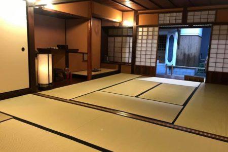 大阪くらしの今昔館ー上方の華と粋ー 座敷舞